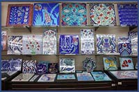 Tile Shop in Istanbul