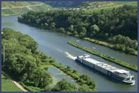 Avalon Tapestry on the Moselle River